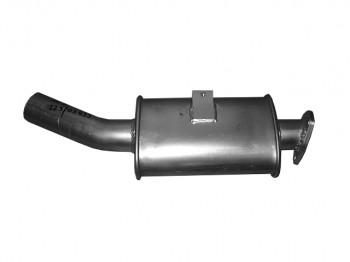 Toba de esapament - motor AB  pentru buldoexcavator  JCB 3CX  4CX