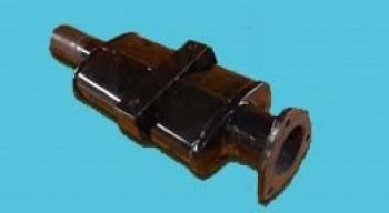 Toba de esapament - motor AK  pentru buldoexcavator  JCB 3CX 4CX
