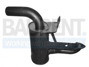 Toba de esapament - motor AR  pentru buldoexcavator  JCB 3CX