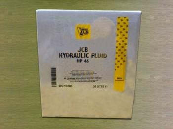 Ulei hidraulic pentru buldoexcavator  JCB HP46 - 20L
