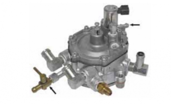 Vaporizator convertor regulator combustibil Aisan SS pentru stivuitor LPG