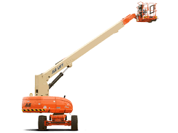 Nacela telescopica diesel 26m, JLG 800S