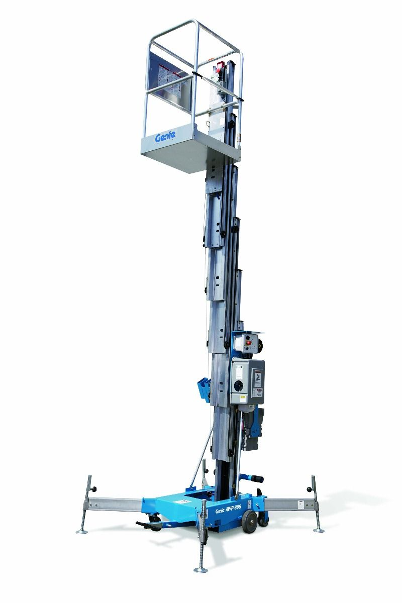 Nacela antena extensibila13 m, Genie AWP-36S