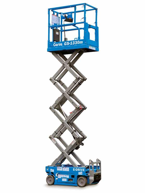 Nacela foarfeca  electrica Genie 6 m, GS-1330m