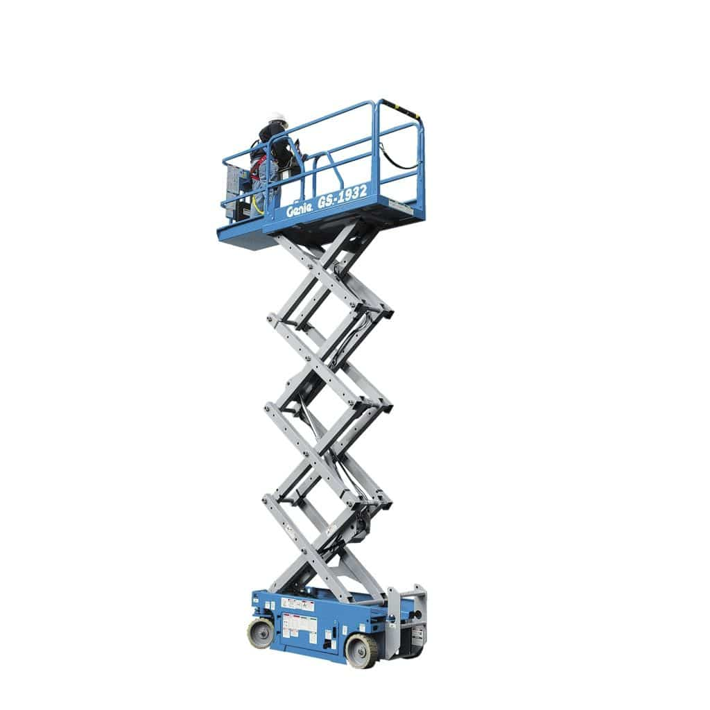 Nacela foarfecaelectricaGenie 6 m, GS-1530