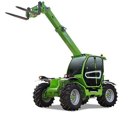 Incarcator telescopic Merlo TURBOFARMER 42.7CS-140 7m
