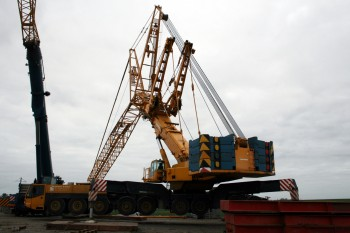 Automacara 700 tone, Demag AC700-9