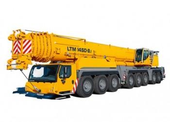 Automacara LiebherrLTM 1450-8.1