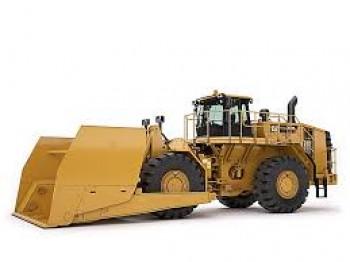 BuldozerCaterpillar 834K Scoops for Coal & Woodchips