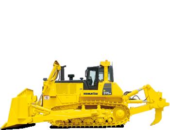 Buldozer pe senile Komatsu D375A-6