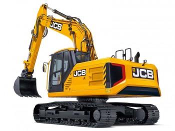 Excavator pe senile JCB 220X