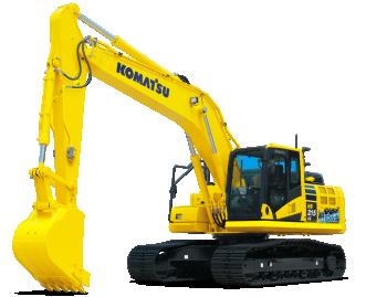 Excavator pe senile Komatsu HB215LC-3 Hybrid