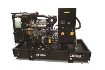 Generator JCB G115S