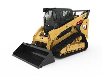 Incarcator frontal Caterpillar 299D3 XE