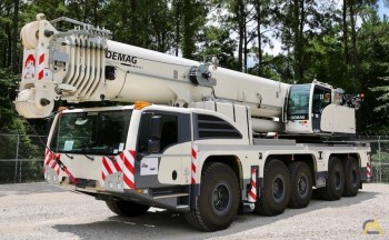 Macara 220 to, Demag AC220-5
