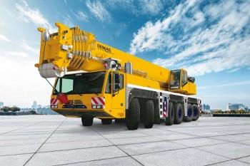 Macara 350 tone, automacara 350tf, Demag AC350-6