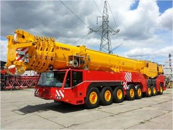Macara 500 tone, Demag AC500-8