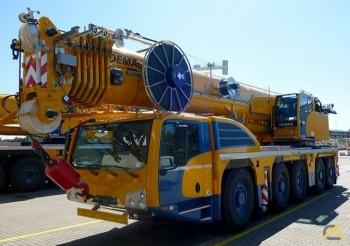 Macara mobila 160 tone, Demag AC160-5
