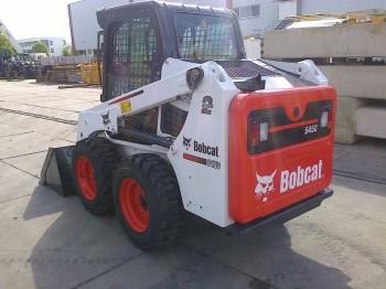 Miniincarcator Bobcat S450 Skid-Steer Loader