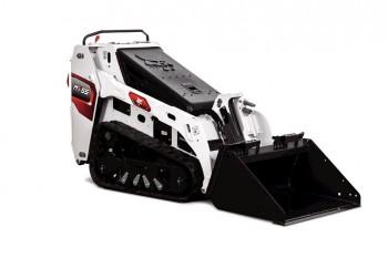Miniincarcator pe senile Bobcat MT55 Mini-Track Loader