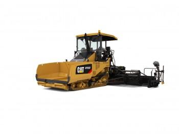 Repartizor de asfalt Caterpillar AP655F Steel Track