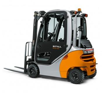 Stivuitor Diesel1.6T Still RX 70-16