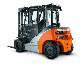 Stivuitor Diesel 7T Still RX 70-70