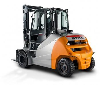 Stivuitor Diesel 8T Still RX 70-80