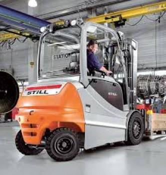 Stivuitor electric 4.5T Still RX 60-45/600 / Li-Ion
