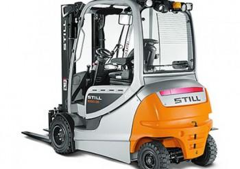 Stivuitor electric 4.99T Still RX 60-50/600 / Li-Ion