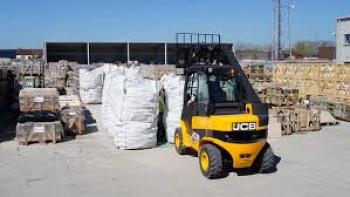 Stivuitor JCB 30 CONSTRUCTION